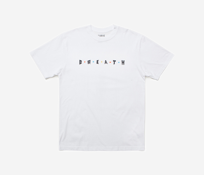 BREATH - WHITE brownbreath