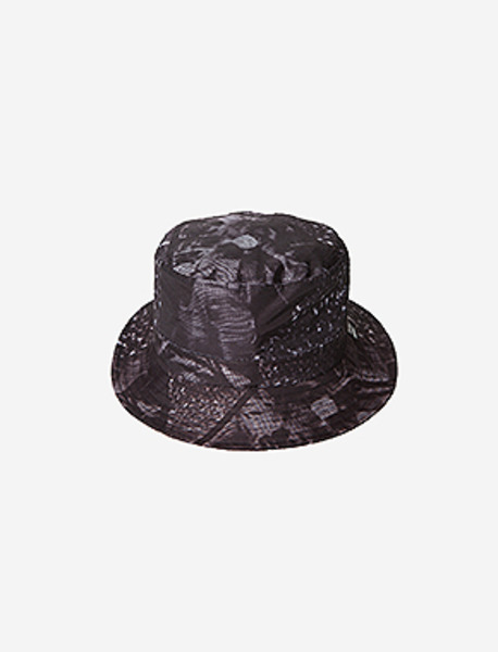 HL BUCKET HAT - BLACK brownbreath
