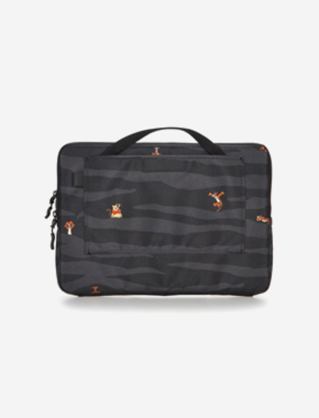 "N210 LAPTOP CASE 13"" WTP - TIGER CAMO brownbreath"