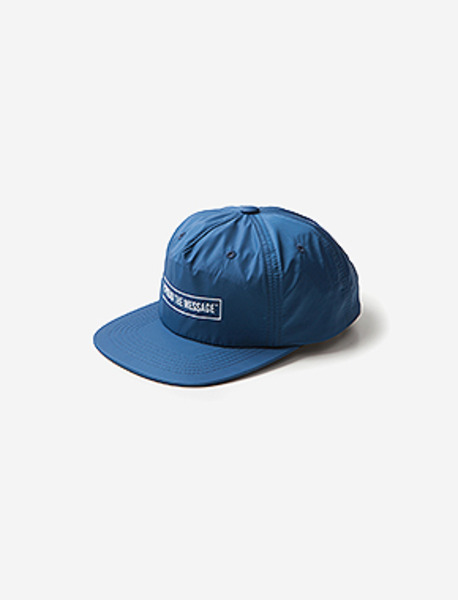 STM NYLON CAP brownbreath
