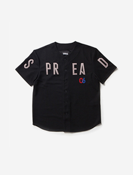PREA BASEBALL JERSEY brownbreath