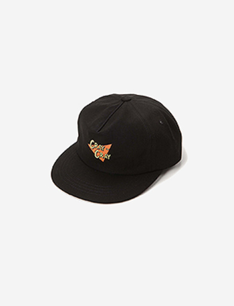 CRAY CAP - BLACK brownbreath