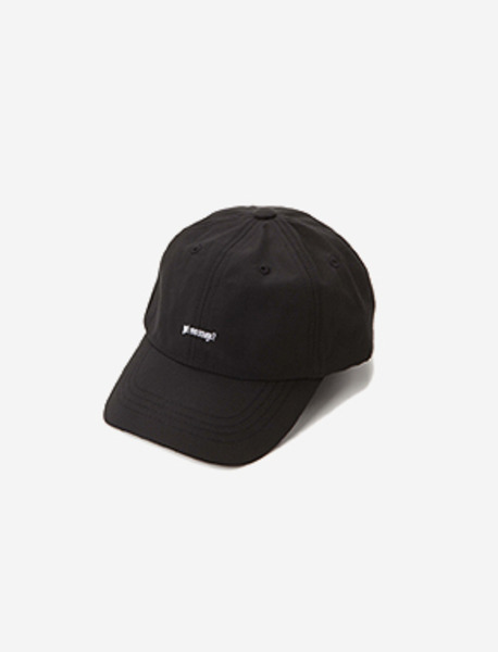 GOT MESSAGE NC CAP - BLACK brownbreath