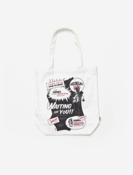 WAITINGFORYOU LIL M.BAG - WHITE brownbreath