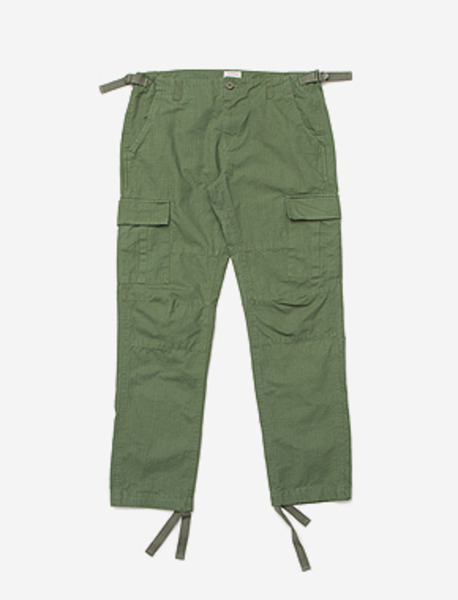 EDR CARGO PANTS - KHAKI brownbreath