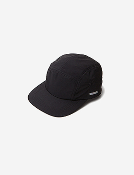 LACK CAMPCAP - BLACK brownbreath