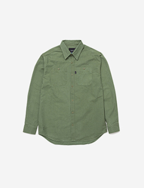 CHOOSE RIPSTOP SHIRT - KHAKI brownbreath