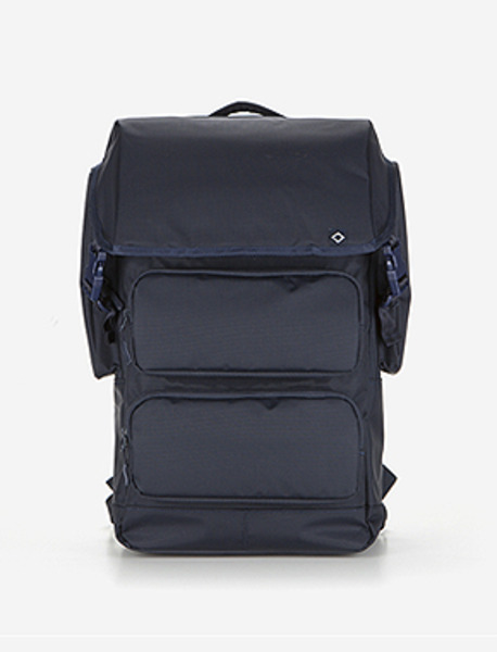 C010 URBAN BACKPACK - NAVY brownbreath
