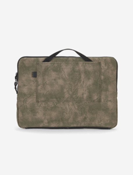 N210 LAPTOPCASE 15 - PRINTING KHAKI brownbreath