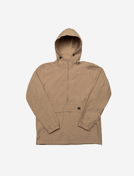 BB ANORAK JACKET - BEIGE brownbreath