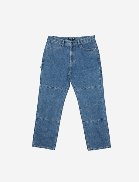 SPRD CAPENTER  JEAN - INDIGO brownbreath