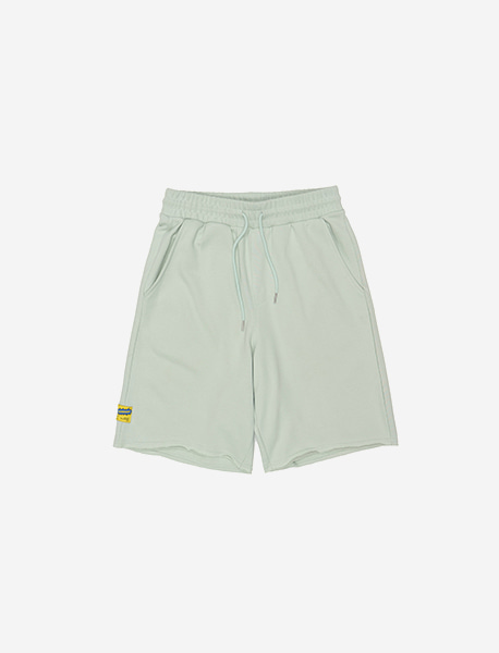 DGL SHORTS - LIME brownbreath