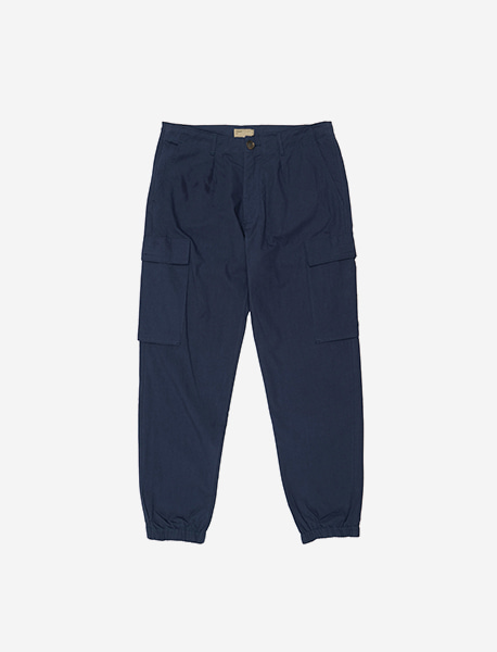 NOGREED JOGGER PANTS - NAVY brownbreath