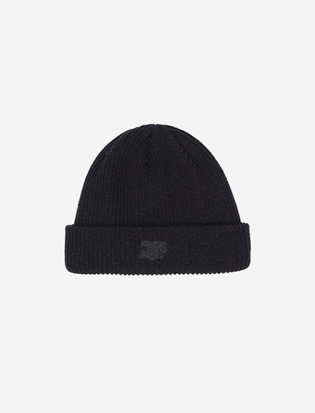 BB DEPT BEANIE - BLACK brownbreath