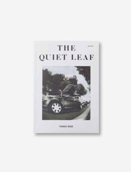THE QUIET LEAF MAGAZINE #2 brownbreath