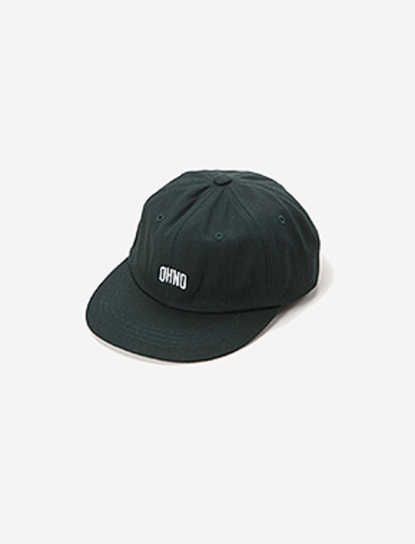 OHNO 6PANNEL CAP - GREEN brownbreath
