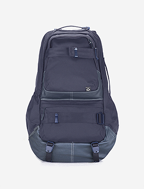 N060 DEFINITION BACKPACK - NAVY brownbreath