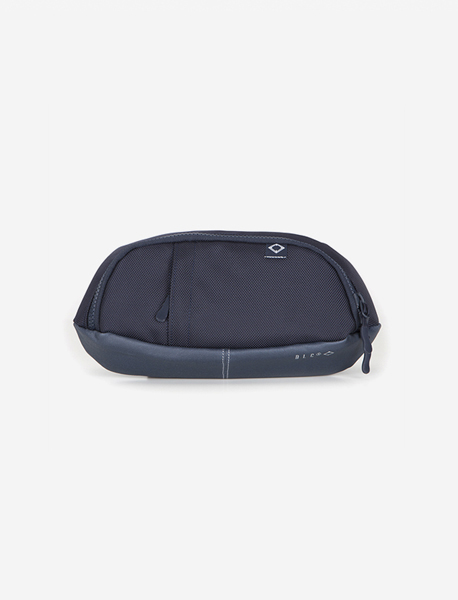 N394 GRAVITY HIPSACK - NAVY brownbreath